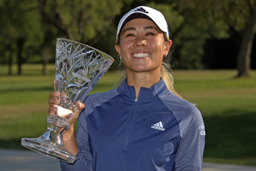 Kang the form player heading into Women's British Open