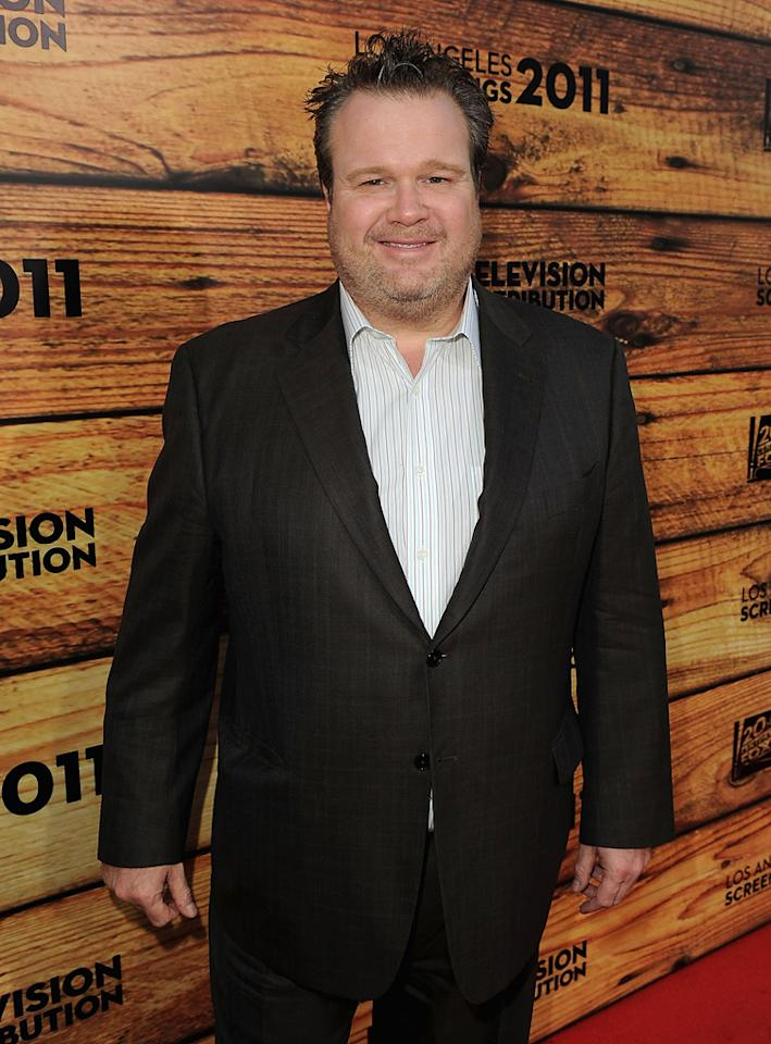 """Eric Stonestreet (""""Modern Family"""") turns 40. Kevin Winter/<a href=""""http://www.gettyimages.com/"""" target=""""new"""">GettyImages.com</a> - May 26, 2011"""
