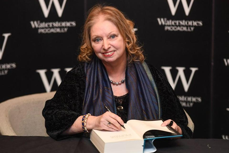 Hilary Mantel (Getty Images)