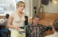 """<p><a class=""""link rapid-noclick-resp"""" href=""""https://www.amazon.com/Unfinished-Life-Blu-ray-Robert-Redford/dp/B00DRCY7WA/?tag=syn-yahoo-20&ascsubtag=%5Bartid%7C10049.g.35990645%5Bsrc%7Cyahoo-us"""" rel=""""nofollow noopener"""" target=""""_blank"""" data-ylk=""""slk:Watch Now"""">Watch Now</a></p><p>Robert Redford, Morgan Freeman, Josh Lucas, and Damian Lewis round out this ensemble cast, with Lopez playing single mom Jean Gilkyson. After a string of bad luck, she moves in with her estranged father-in-law (Redford's character, Einar Gilkyson) and learns the importance of forgiveness. It'll give you all the feels, but it's missing the drama we've come to love from Lopez. </p>"""