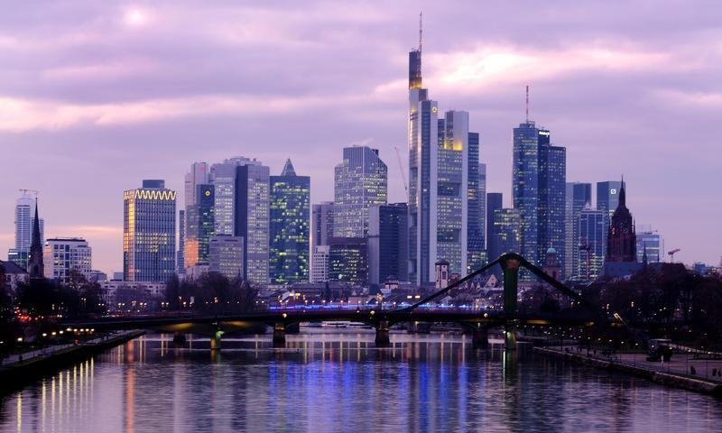 Trade truce lifts German investor morale to highest since 2015