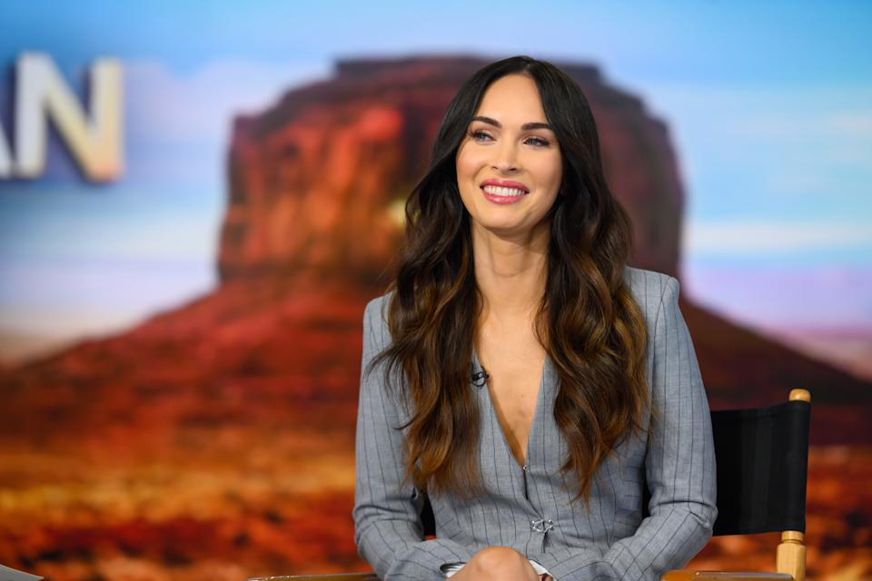 Megan Fox has spoken out about being sexualised in Hollywood. (Photo by: Nathan Congleton/NBC/NBCU Photo Bank via Getty Images)