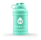"""<p><strong>HydroJug</strong></p><p>walmart.com</p><p><strong>$19.99</strong></p><p><a href=""""https://go.redirectingat.com?id=74968X1596630&url=https%3A%2F%2Fwww.walmart.com%2Fip%2F196851953&sref=https%3A%2F%2Fwww.goodhousekeeping.com%2Fhome-products%2Fg27312224%2Fbest-water-bottles%2F"""" rel=""""nofollow noopener"""" target=""""_blank"""" data-ylk=""""slk:Shop Now"""" class=""""link rapid-noclick-resp"""">Shop Now</a></p><p>A favorite of multiple GH Institute Lab pros, this <strong>massive water bottle holds a half gallon of water to help you reach your hydration goals</strong>. """"It seems over the top, but it's not,"""" says Nicole Papantoniou, deputy director of the Kitchen Appliances Lab. """"It's a great way to get a ton of water in: fill it up and use it as a reminder to drink. It's plastic, lightweight, dishwasher-safe and comes in a lot of colors,"""" she says, and <a href=""""https://www.thehydrojug.com/collections/accessories/products/floral-sleeve"""" rel=""""nofollow noopener"""" target=""""_blank"""" data-ylk=""""slk:the carrying case"""" class=""""link rapid-noclick-resp"""">the carrying case</a> makes it easy to bring to the gym, on hikes or anywhere.</p>"""