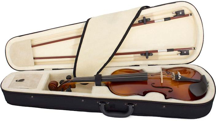 Best gifts for musicians: Cecilio ebony violin