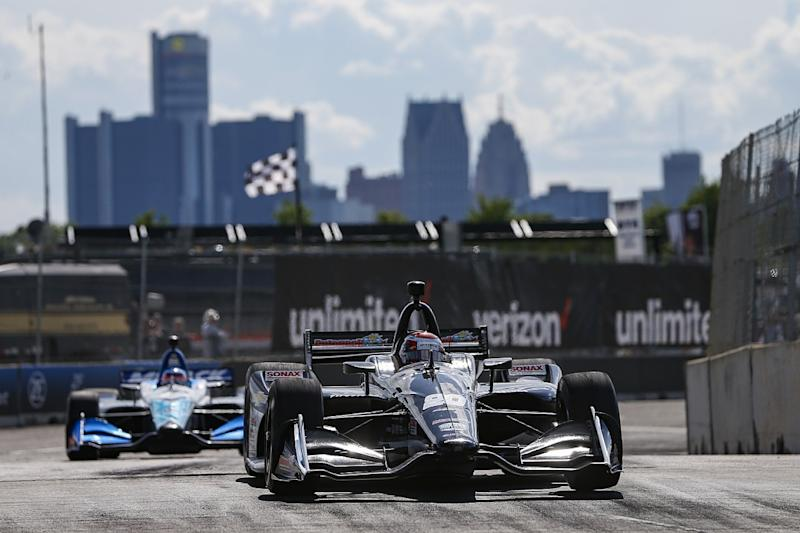 IndyCar standing by Detroit GP start date for now