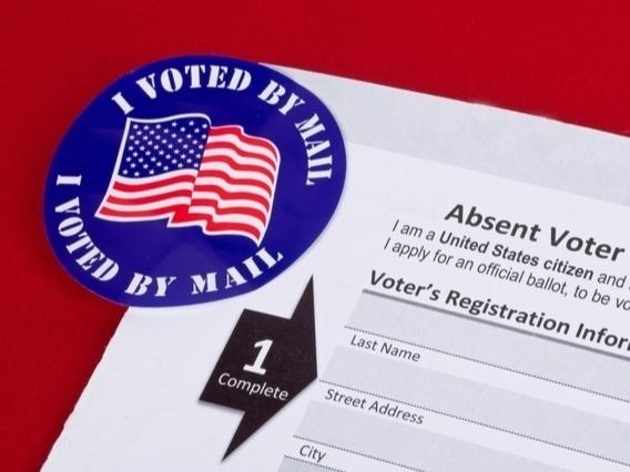 The bill ensures ballots postmarked by June 23 will be counted — the latest in a series of coronavirus-related election changes.