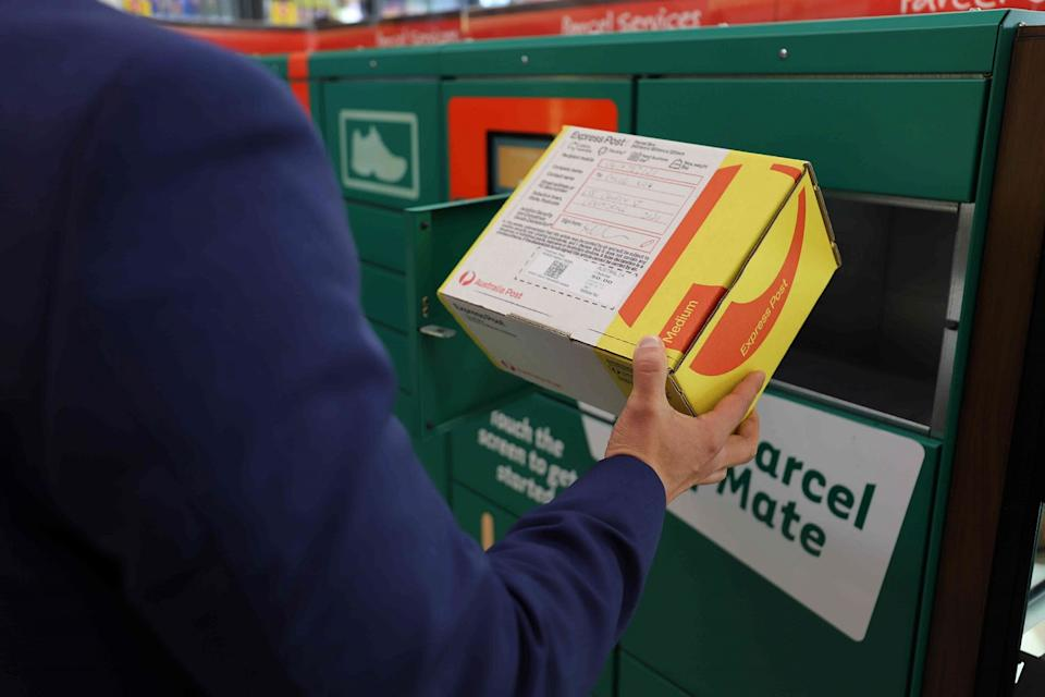 Australia Post customers will have a bit more flexibility over where they can pick up their parcels. Source: AusPost