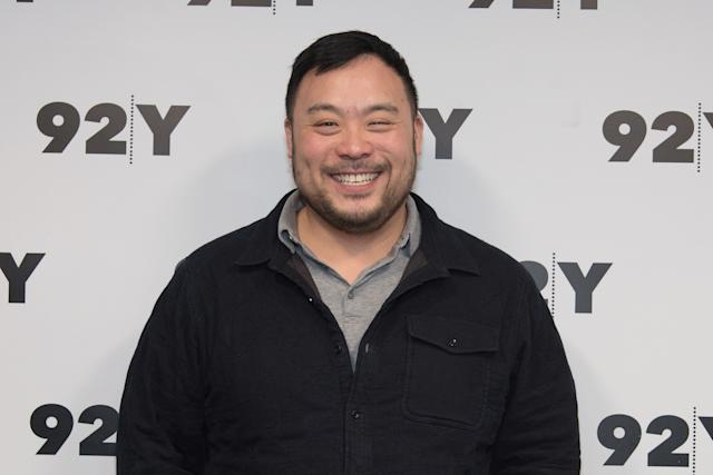 "David Chang said he hopes Majordomo Media will help teach people ""how to find <i>— and understand — </i>new and different things themselves."""