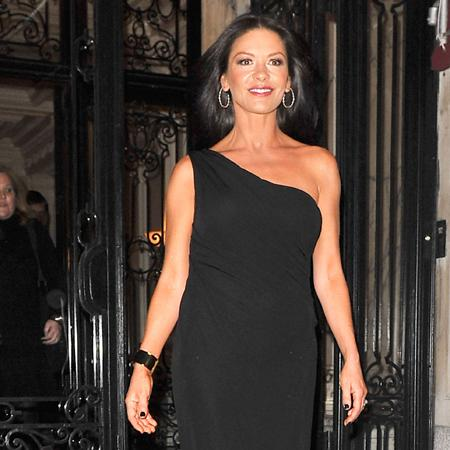 Catherine Zeta-Jones: Prince Charles is saucy