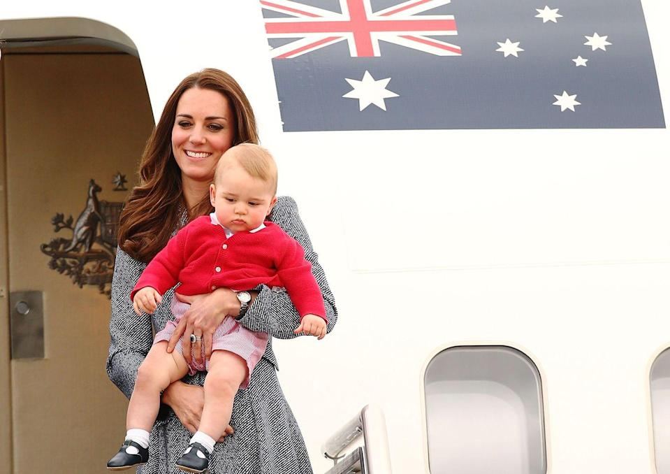 <p>While it's pretty rare for newborn babies to travel abroad, royal babies are a little bit different and need to be ready to travel internationally at any moment. That's why, as soon as they're born, they're issued a passport. </p>