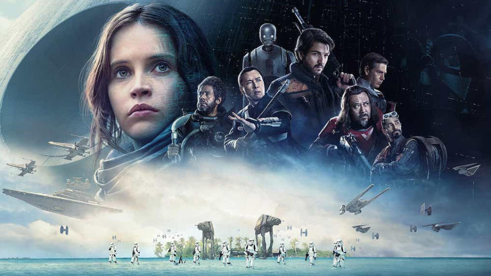 'Rogue One: A Star Wars Story'. (Credit: Lucasfilm/Disney)