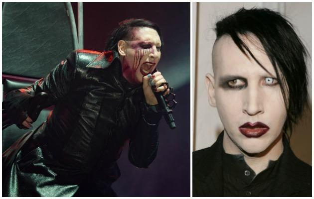 Unlike most other toddlers, 2-year-old Ariel's artist of choice is the controversial, shock rocker Marilyn Manson. Source: Getty