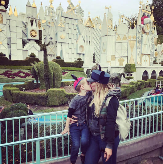 "<p>This kiss — between <a href=""https://www.yahoo.com/celebrity/tagged/hilary-duff/"" data-ylk=""slk:Hilary Duff"" class=""link rapid-noclick-resp"">Hilary Duff</a> and her 5-year-old son, <a href=""https://www.yahoo.com/celebrity/tagged/luca-comrie/"" data-ylk=""slk:Luca Comrie"" class=""link rapid-noclick-resp"">Luca Comrie</a> — caused <a href=""https://www.yahoo.com/celebrity/hilary-duff-blasts-instagram-trolls-who-suggest-kiss-photo-with-4-year-old-son-was-sexual-201123360.html"" data-ylk=""slk:quite the controversy;outcm:mb_qualified_link;_E:mb_qualified_link"" class=""link rapid-noclick-resp newsroom-embed-article"">quite the controversy</a>. However, the <em>Younger</em> actress told the trolls with their ""warped minds and judgment"" to find someone else to bother. (Photo: <a href=""https://www.instagram.com/p/BN8Oa9vBwGS/"" rel=""nofollow noopener"" target=""_blank"" data-ylk=""slk:Hilary Duff via Instagram"" class=""link rapid-noclick-resp"">Hilary Duff via Instagram</a>) </p>"