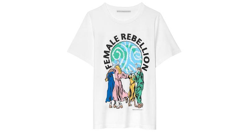 Stella McCartney International Women's Day T-shirt