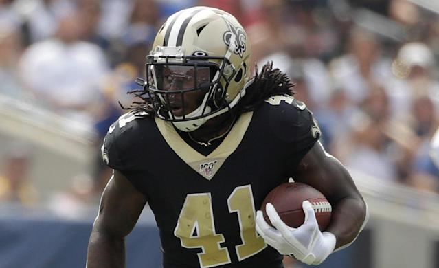 Rams defense stuffs Alvin Kamara, Saints offense: 'We got whooped up front'