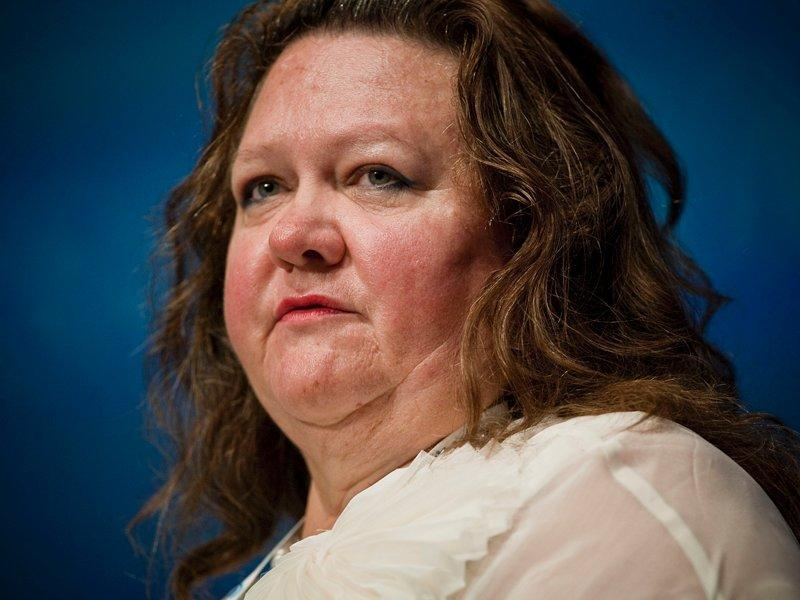 Rinehart laments Ten's delayed cost cuts