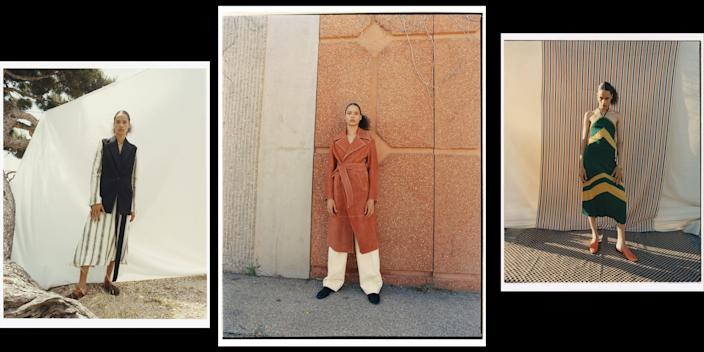 <p>New York Fashion Week is back. While some designers are presenting off-schedule, or joining their menswear and womenswear shows—the sentiment remains the same: great fashion. See what's on store for Spring 2022 and get your pre-order list started. </p>
