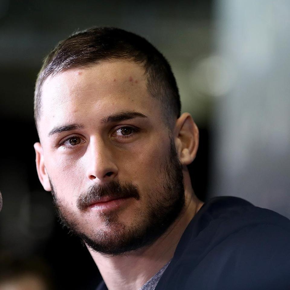 <p><strong>Position: </strong>Wide receiver<br><strong>Relationship status: </strong>In a relationship<br><strong>What makes him so sexy: </strong>Not only is he one of the hottest NFL players out there, he also got signed as a Ford model.</p>