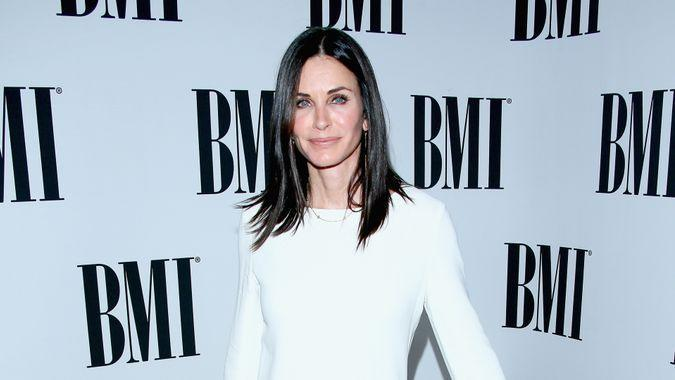 BEVERLY HILLS, CA - MAY 10:  Actress Courtney Cox attends the 64th Annual BMI Pop Awards held at the Beverly Wilshire Four Seasons Hotel on May 10, 2016 in Beverly Hills, California.