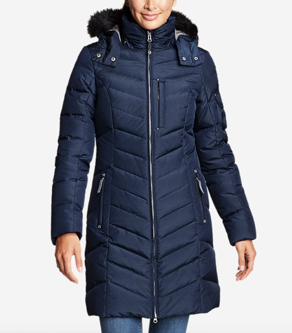 Sun Valley Down Parka - Eddie Bauer.