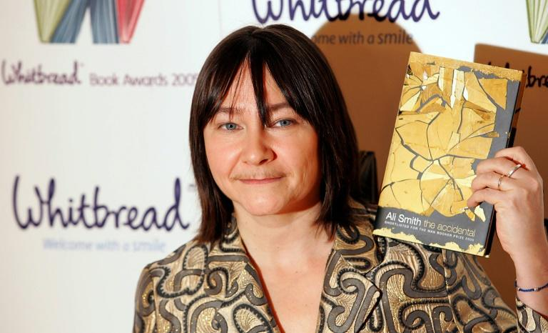 Ali Smith has made the shortlist for the fourth time with 'Autumn'