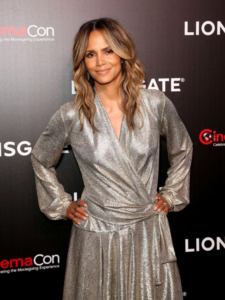 Halle Berry is defending her decision to share a video of her 6-year-old son wearing heels to social media. (Photo by Gabe Ginsberg/WireImage)