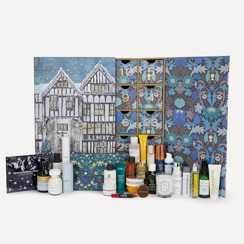 liberty beauty advent calendar