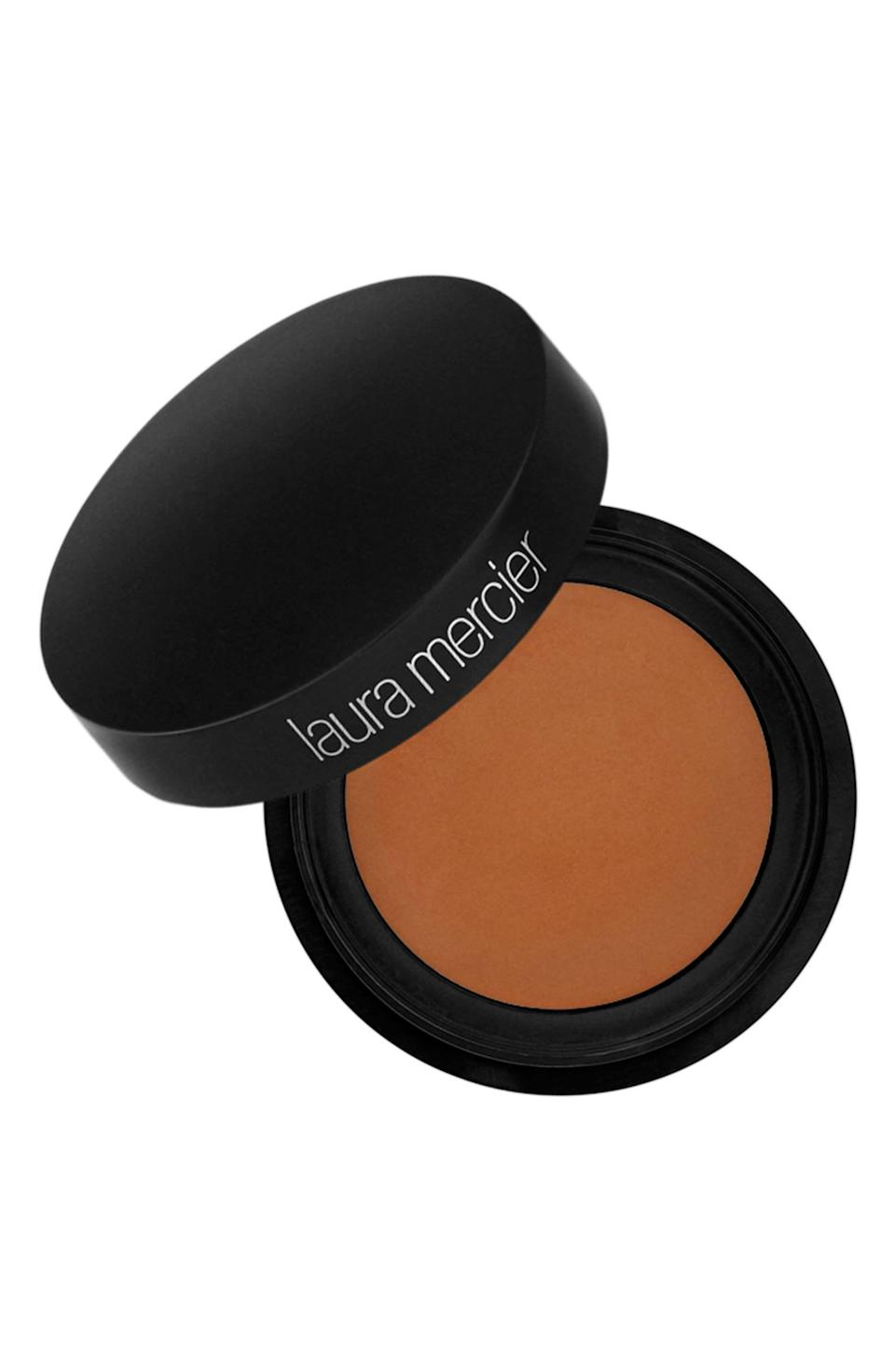 """<p><strong>LAURA MERCIER</strong></p><p>nordstrom.com</p><p><strong>$29.00</strong></p><p><a href=""""https://go.redirectingat.com?id=74968X1596630&url=https%3A%2F%2Fwww.nordstrom.com%2Fs%2Flaura-mercier-secret-concealer%2F2789489&sref=https%3A%2F%2Fwww.thepioneerwoman.com%2Fbeauty%2Fskin-makeup-nails%2Fg36563969%2Fbest-concealers-for-mature-skin%2F"""" rel=""""nofollow noopener"""" target=""""_blank"""" data-ylk=""""slk:Shop Now"""" class=""""link rapid-noclick-resp"""">Shop Now</a></p><p>This crease-resistant concealer is sold in 11 shades ranging from light to dark. While it's designed to stay put on its own, it works even better when paired with the brand's <a href=""""https://go.redirectingat.com?id=74968X1596630&url=https%3A%2F%2Fwww.sephora.com%2Fproduct%2Fsmooth-finish-foundation-powder-P381714&sref=https%3A%2F%2Fwww.thepioneerwoman.com%2Fbeauty%2Fskin-makeup-nails%2Fg36563969%2Fbest-concealers-for-mature-skin%2F"""" rel=""""nofollow noopener"""" target=""""_blank"""" data-ylk=""""slk:cult-favorite finishing powder."""" class=""""link rapid-noclick-resp"""">cult-favorite finishing powder.</a></p>"""