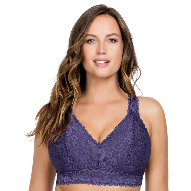 With less materials used, bralettes are a cost-effective option. (Photo: Parfait)