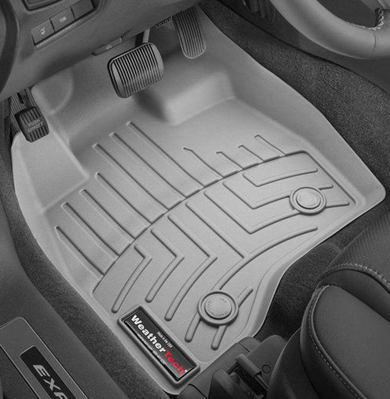 """<p><strong>WeatherTech</strong></p><p>weathertech.com</p><p><strong>$59.95</strong></p><p><a href=""""https://www.weathertech.com/floorliner-digitalfit/"""" rel=""""nofollow noopener"""" target=""""_blank"""" data-ylk=""""slk:Buy"""" class=""""link rapid-noclick-resp"""">Buy</a></p><p>Custom measured and made to fit snuggly, WeatherTech's vehicle liners trap all that rainwater, snow, and slush he tracks in and make it easy to dump outside for a cleaner, dryer car. </p>"""