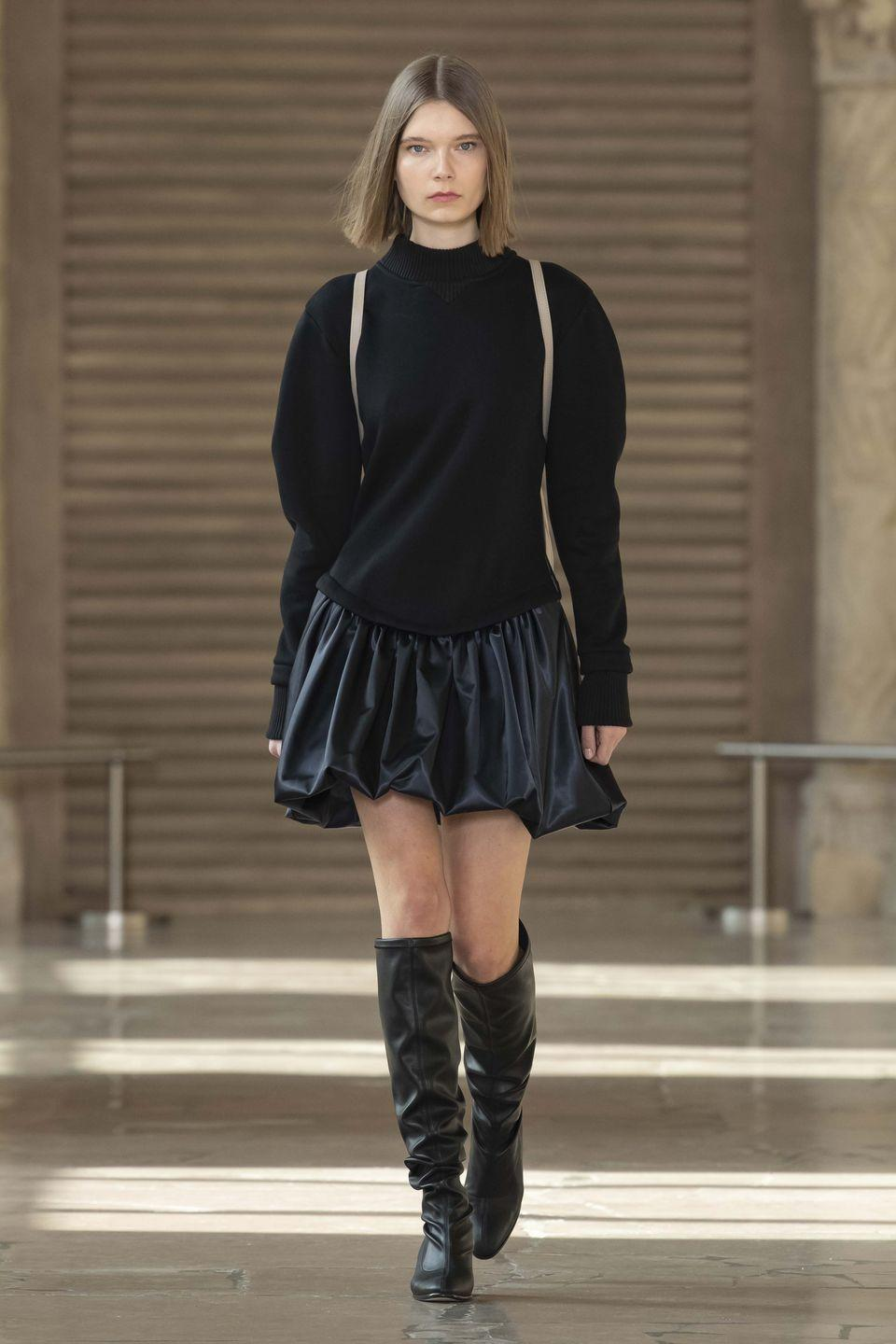 "<p>Parisian accessories brand Elleme revealed its first ready-to-wear collection for autumn/winter 2021, which was all about casual elegance.</p><p>""AW21 was conceived in the middle of the first lockdown,"" creative director Jingjing Fan said. ""We had plenty of time on our hands to take a step back and think about what is important in life. With families and individuals choosing to leave their lives in the big city and go to the countryside to explore true nature. This collection has been inspired to create the perfect look for an easy walk in the forest, mountains or simply by your country house. Casual elegance is the essence of our first ready to wear collection.'""</p>"