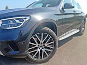 The new GLC sports minute but important changes -- namely the new headlamp cluster along with a tweaked tail-lamp design. However, to us, the bigger 19-inch wheels give it a much more aggressive stance.