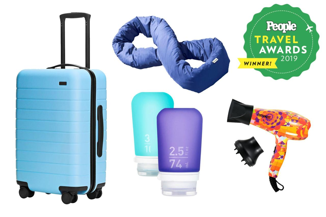 PEOPLE editors put bags, accessories and apps to the ultimate road (and air and sea) test to find the best products in 19 categories — including five must-have travel apps. Upgrade with these winners!