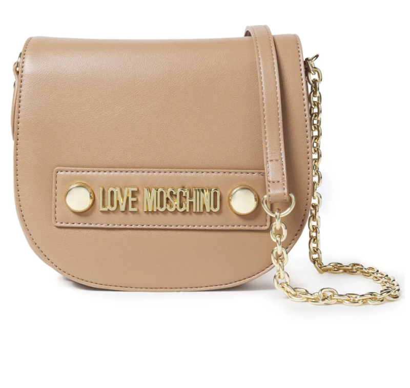 Love Moschino Faux leather shoulder bag. (PHOTO: The Outnet)