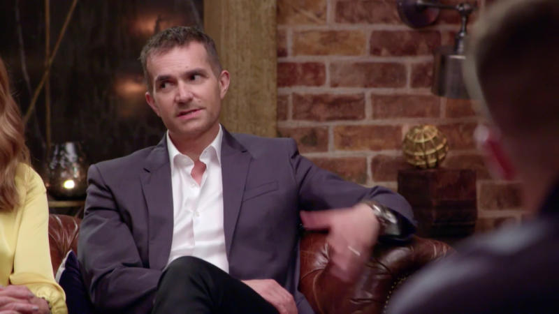 John Aiken appears on Married at First Sight