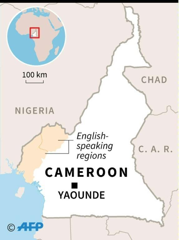 Resentment is rising among the English-speaking minority in Cameroon (AFP Photo/)