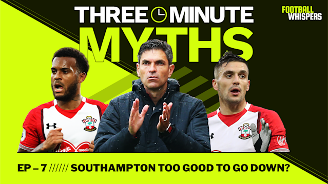 Southampton have been disappointing so far this season, so we thought we'd look at why they're in the relegation zone at this stage in their campaign, and whether they should be. Let us know which team or narrative we should cover next in the comments below!