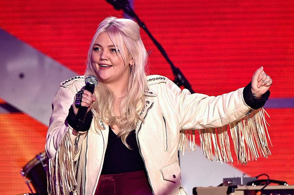 """<p>The singer was passed over for a Best New Artist nom, even though her sassy alternative rock radio hit """"Ex's & Oh's"""" was a top 10 hit during the voting period.</p><p>Credit: Mike Coppola/Getty Images</p>"""