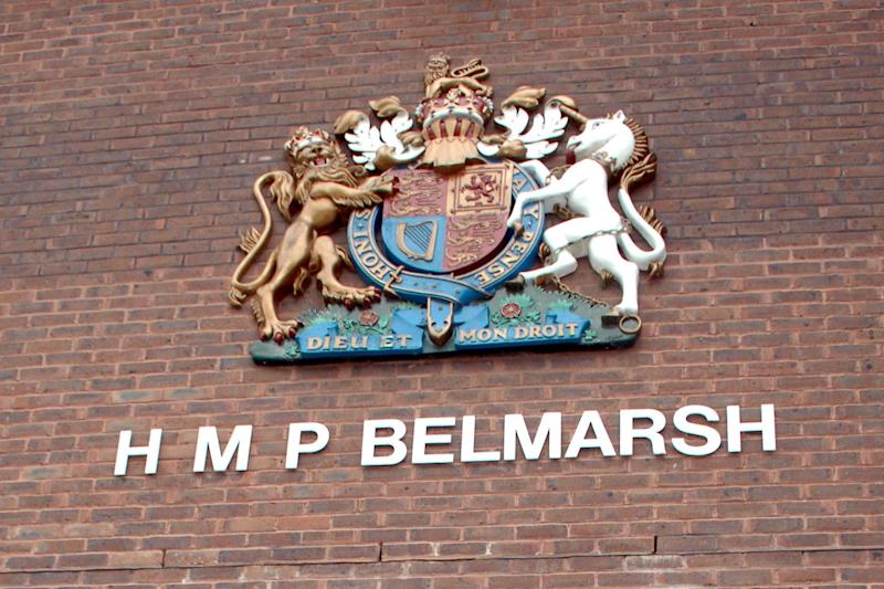 Belmarsh Prison in south east London: PA Archive/PA Images