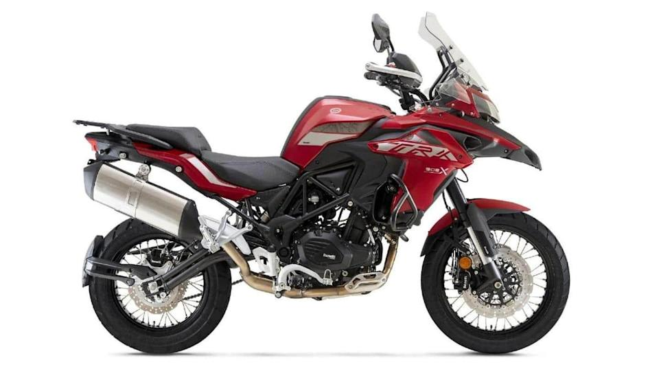 2021 Benelli TRK 502X motorbike launched at Rs. 5.19 lakh
