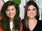 "<p>Thiessen, 43, is quite the culinary expert these days. (Try her spiked strawberry lemonade!) Host of the Cooking Channel's Dinner at Tiffani's, she previously told PEOPLE, ""the kitchen is where I spend the most time."" Beverly Hills, 90210 drama has followed Thiessen IRL as costars Garth and Spelling dissed her on an episode of RuPaul's Drag Race last month, referring to her as ""that which we don't speak of."" The actress has two young children with her husband of 12 years, Brady Smith.</p>"