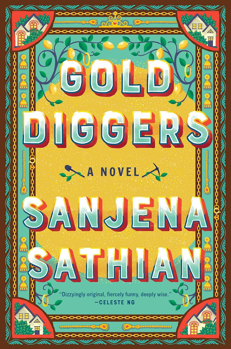 """<p>A tale about two children (and neighbors) growing up under the strict rule of their Indian immigrant parents becomes otherworldly when Neil discovers that Anita has an ancient potion that allows the recipient to harness ambition. <a href=""""https://ew.com/tag/mindy-kaling/"""" rel=""""nofollow noopener"""" target=""""_blank"""" data-ylk=""""slk:Mindy Kaling"""" class=""""link rapid-noclick-resp"""">Mindy Kaling</a> is currently adapting the book as a television series. (April 6)</p>"""