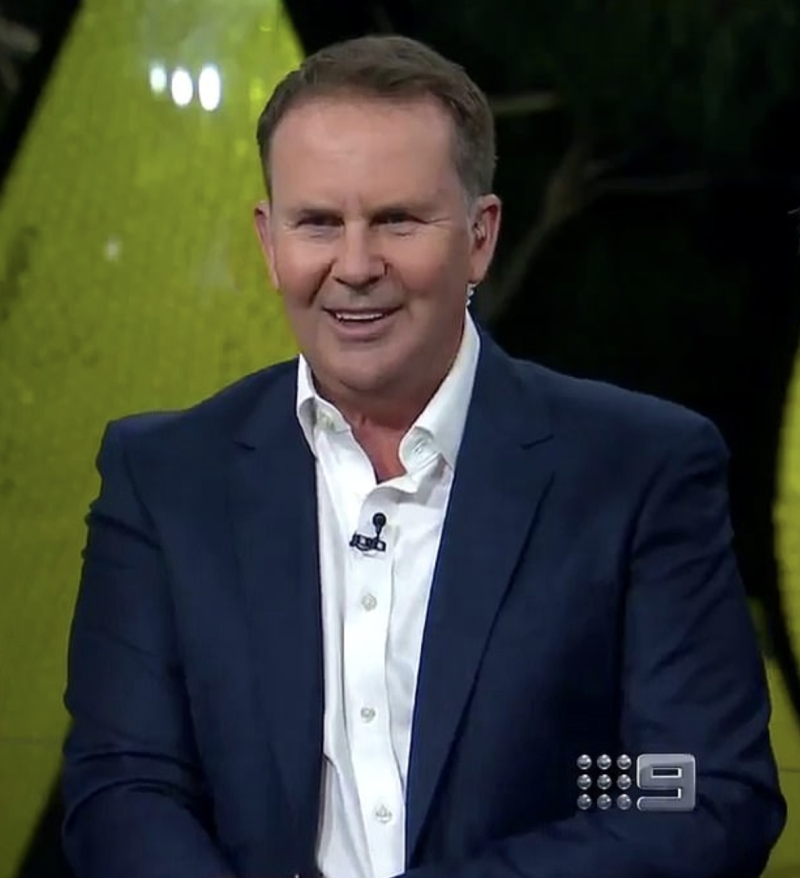 Tony Jones was the sports presenter for Today this year. Photo: Channel Nine