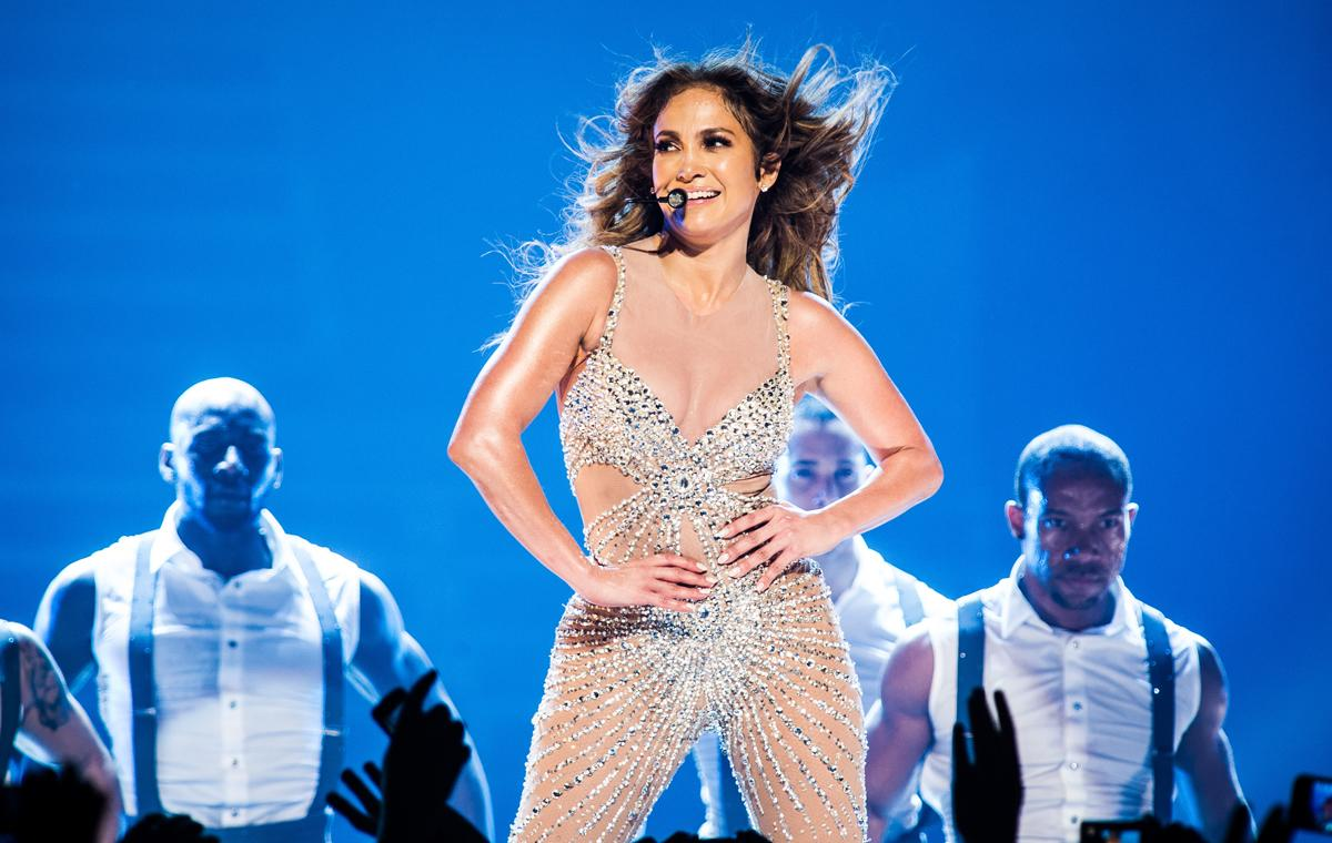 "Jennifer Lopez:  After a nine-year absence, Jennifer Lopez reappeared in Top Searches in 2011, when the singer-actress became a judge on ""American Idol."" This year included a new movie, tour, album, and beau. (David Wolff-Patrick/WireImage)"