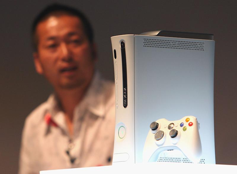 New Xbox360 Game Machine Introduced In Japan