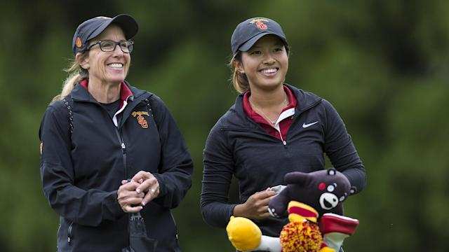 In a major shakeup in the women's college golf world, USC coach Andrea Gaston has accepted an offer to become the new head coach at Texas A&M.