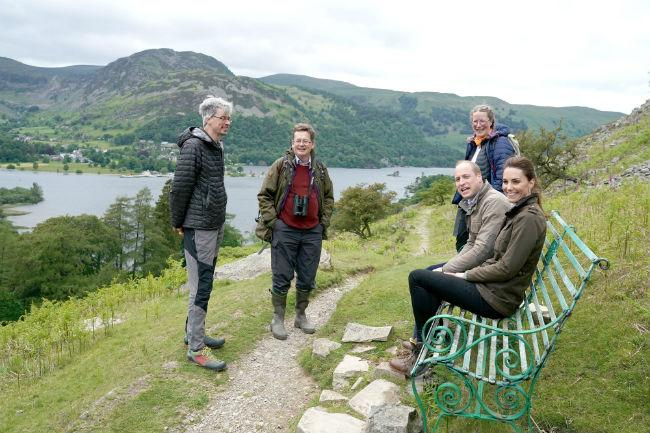 kate-middleton-prince-william-lake-district