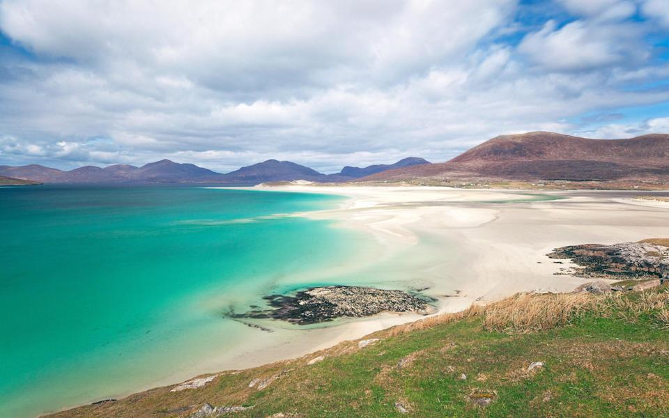 The Isle of Harris is as diverse and dramatic as the Scottish isles come - KENNY MCCARTNEY/GETTY