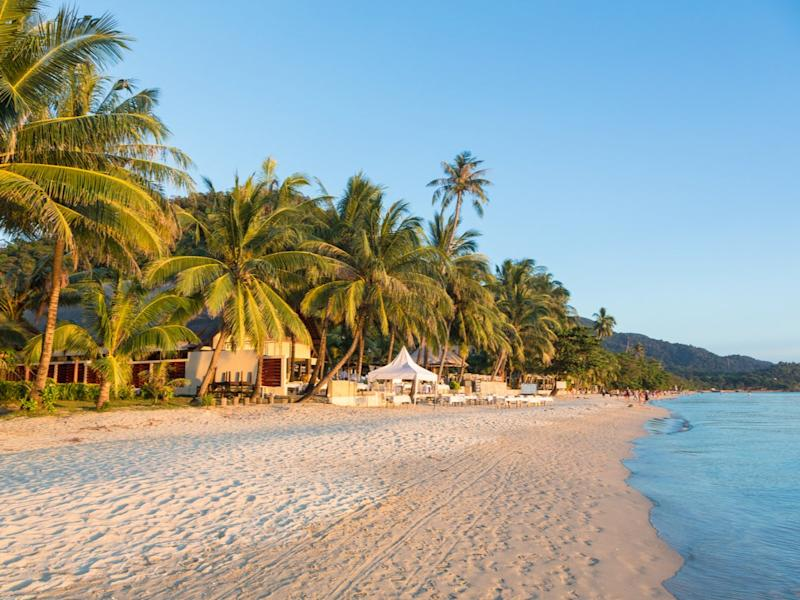 Koh Chang island (Getty Images/iStockphoto)