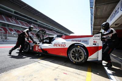 TMG and 3D Systems will first appear together at the FIA World Endurance Championship, August 30-September 1 at Silverstone (UK). (Image courtesy of TMG)